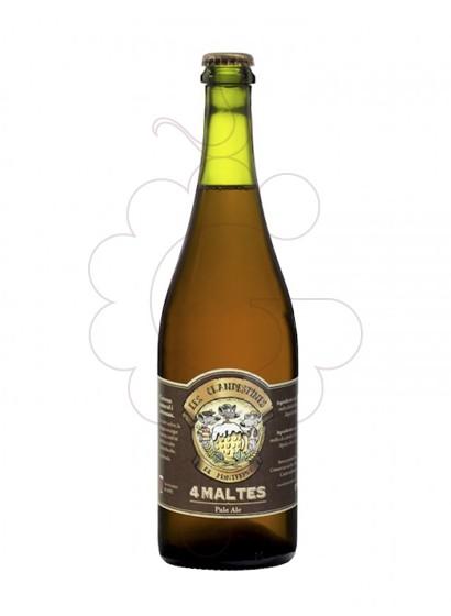 Photo Beer Les Clandestines 4 Maltes