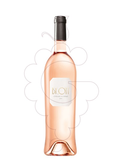 Photo By Ott rosé wine