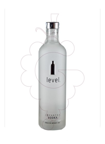 Photo Vodka Absolut Level