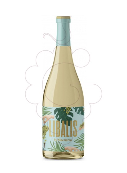 Photo Libalis blanc  white wine