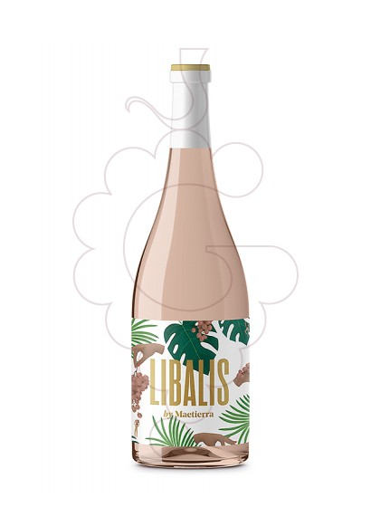 Photo Libalis Rose  rosé wine