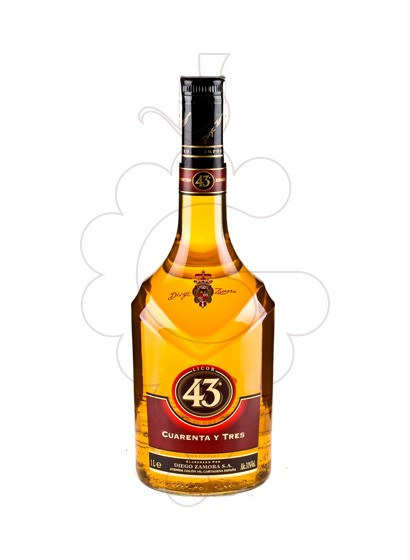 Photo Liqueur Licor 43
