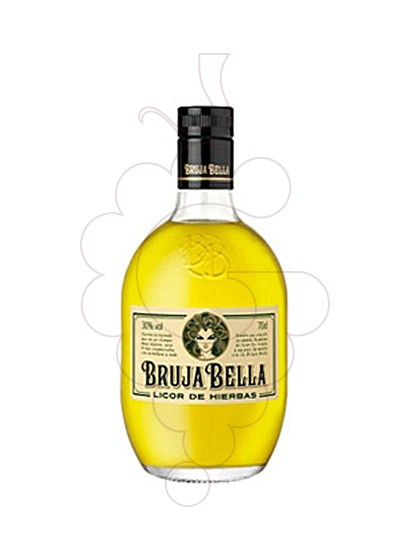 Photo Mezcal Bruja Bella Licor de Hierbas