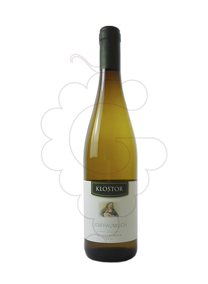 Photo Liebfraumilch Nahe white wine