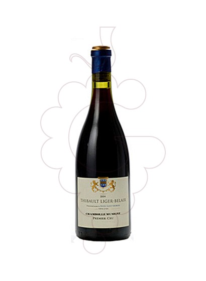 Photo Liger-Belair Chambolle M. PC Les Gruenchers  red wine