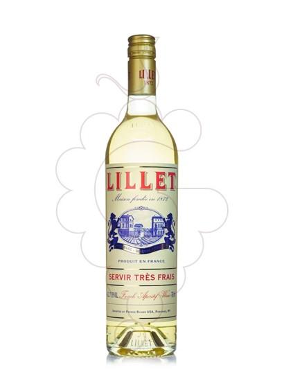 Photo Aperitif wine Lillet Blanc
