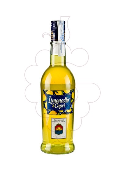 Photo Liqueur Limoncello de Capri