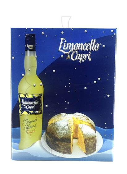 Photo Gift boxes Limoncello di Capri Pack Panettone