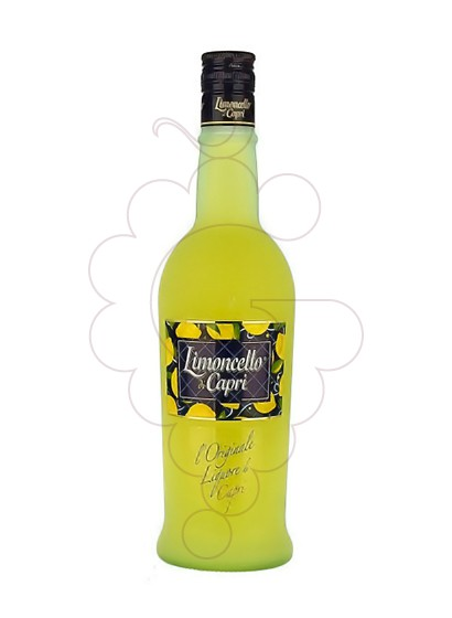 Photo Liqueur Limoncello di Capri
