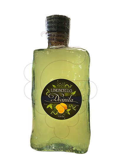 Photo Liqueur Limoncello Divinita