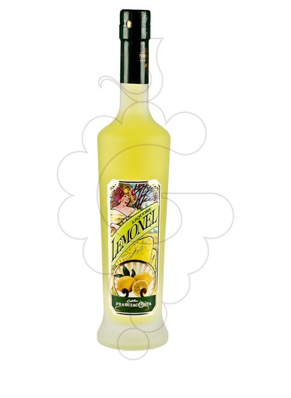 Photo Liqueur Limoncello Franciacorta