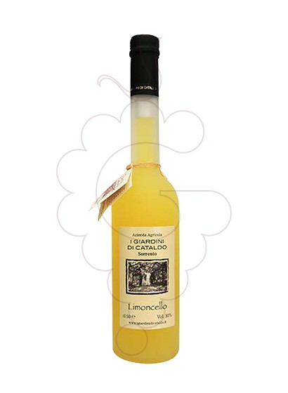 Photo Liqueur Limoncello Giardini di Cataldo
