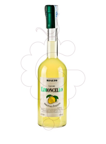 Photo Liqueur Limoncello Rialto