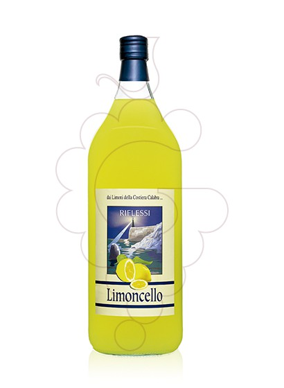 Photo Liqueur Limoncello Riflessi