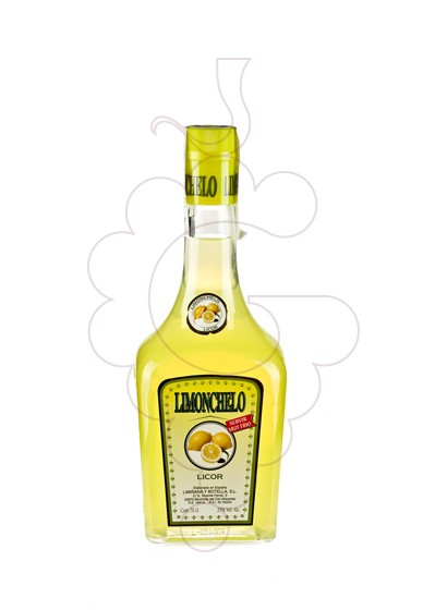 Photo Liqueur Limonchelo Tenis