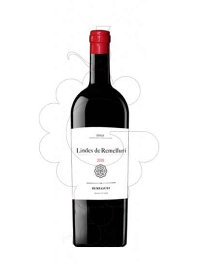 Photo Lindes de Remelluri (S.Vicente) Magnum red wine