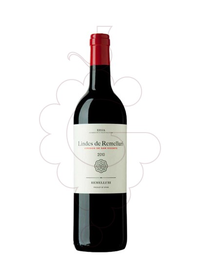 Photo Lindes de Remelluri (S.Vicente) red wine