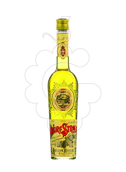 Photo Liqueur Liquore Strega