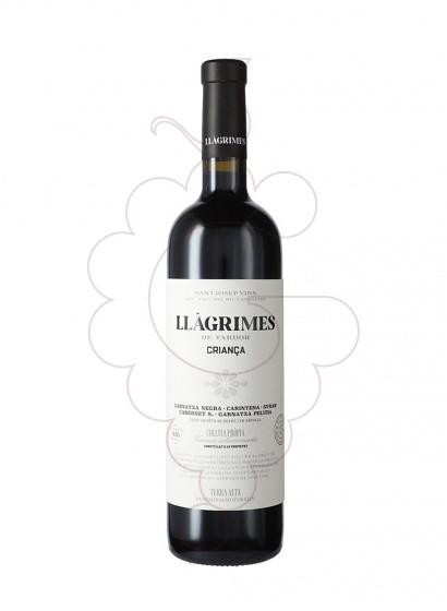 Photo Llagrimes de Tardor Negre red wine