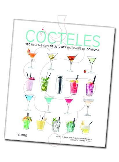 Photo Librería Cócteles 180 Recetas (spanish ed.)
