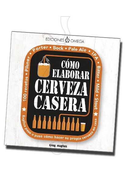 Photo Librería Cómo Elaborar Cerveza Casera (spanish ed.)