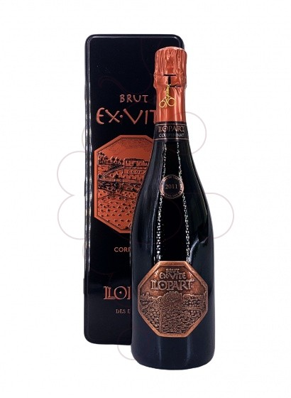 Photo Llopart Ex.Vite Brut sparkling wine