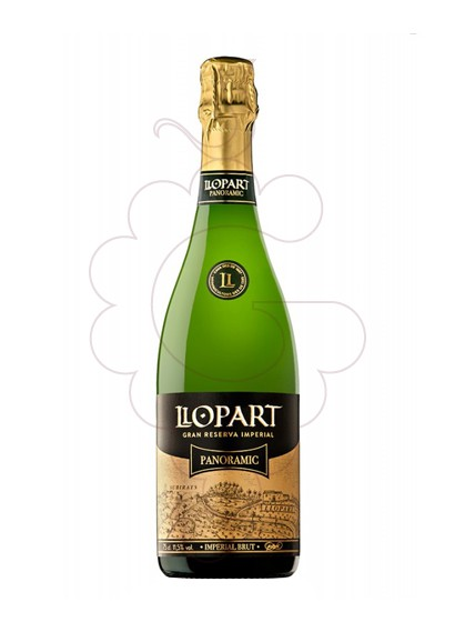 Photo Llopart Imperial Brut sparkling wine