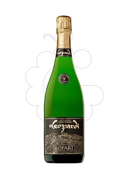 Photo Llopart Leopardi sparkling wine