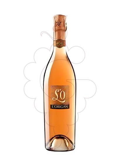 Photo L'Origan Rosse sparkling wine