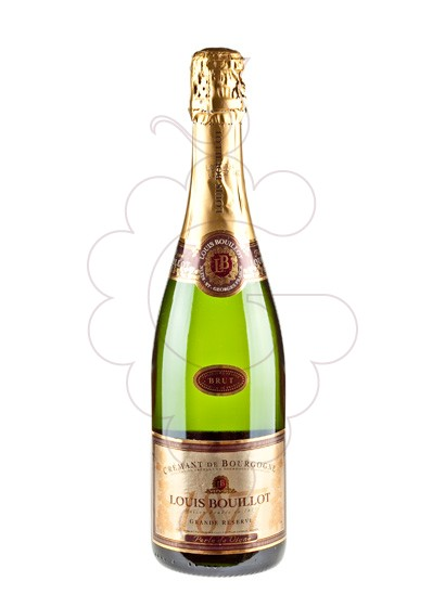 Photo Louis Bouillot Cremant de Borg sparkling wine