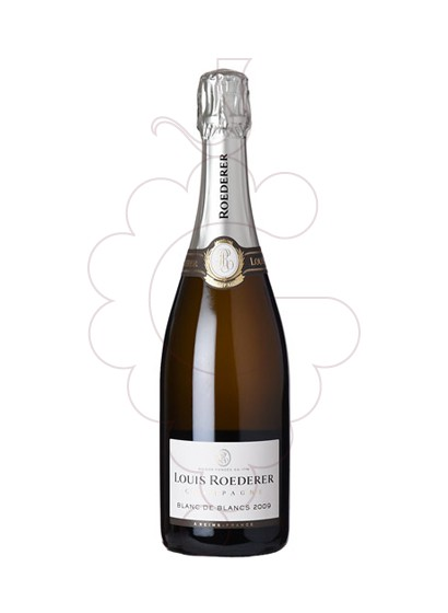 Photo Louis Roederer Blanc Blancs sparkling wine