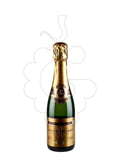 Photo Louis Roederer Brut Premier (mini) sparkling wine