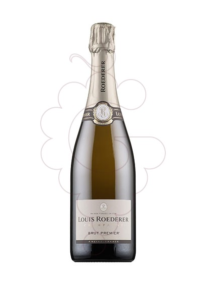 Photo Louis Roederer Brut Premier sparkling wine