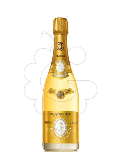 Photo Louis Roederer Cristal sparkling wine
