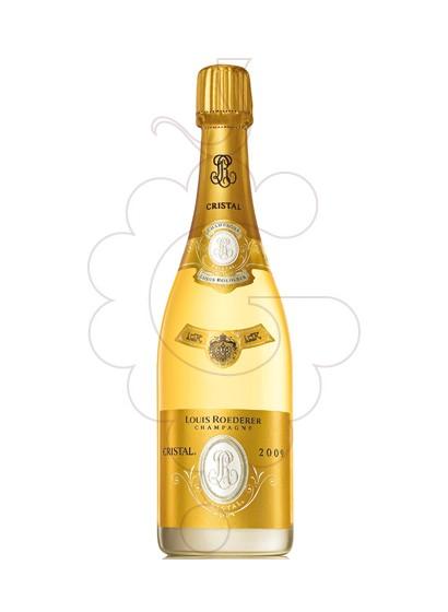 Photo Louis Roederer Cristal sparkling wine