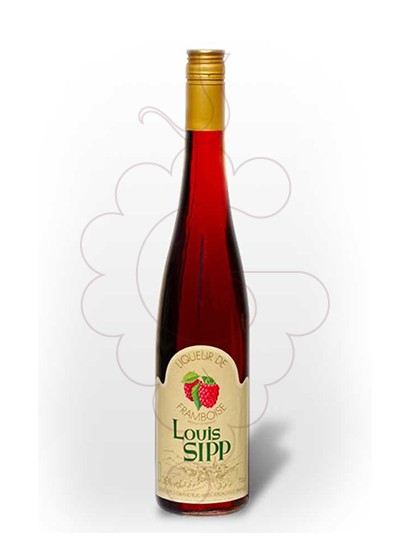 Photo Liqueur Louis Sipp Framboise