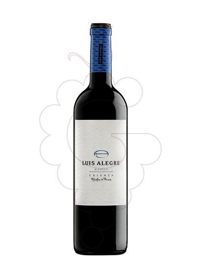 Photo Luis Alegre red wine