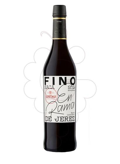 Photo Lustau 3 en Rama Fino Jerez fortified wine