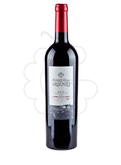 Photo Marqués de Arienzo Vendimia Seleccionada red wine
