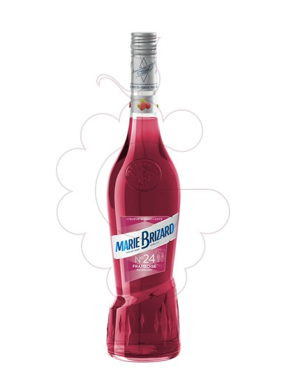 Photo Liqueur M. Brizard Framboise