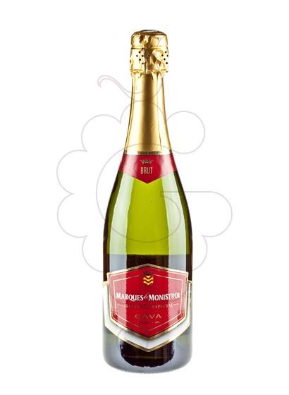 Photo M. Monistrol R.S.E. Brut sparkling wine