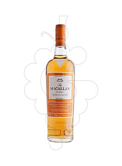 Photo Whisky Macallan Amber Sherry Oak