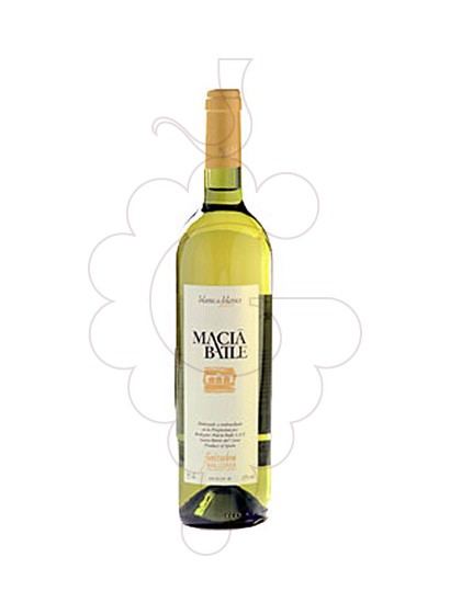Photo Macia Batlle Blanc de Blancs white wine