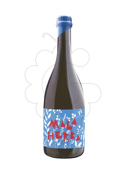 Photo Mala Herba Ancestral sparkling wine