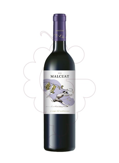 Photo Malcuat red wine