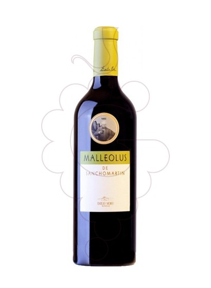 Photo Malleolus de Sanchomartín  red wine