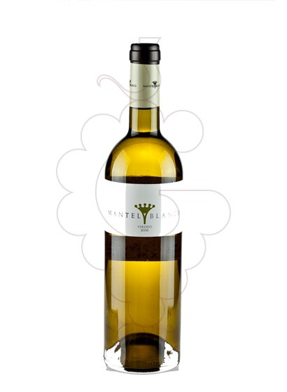Photo Mantel Blanco Collita white wine