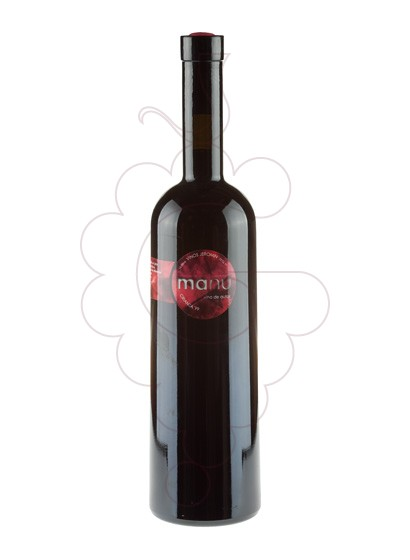 Photo Manu Martinez Crianza red wine