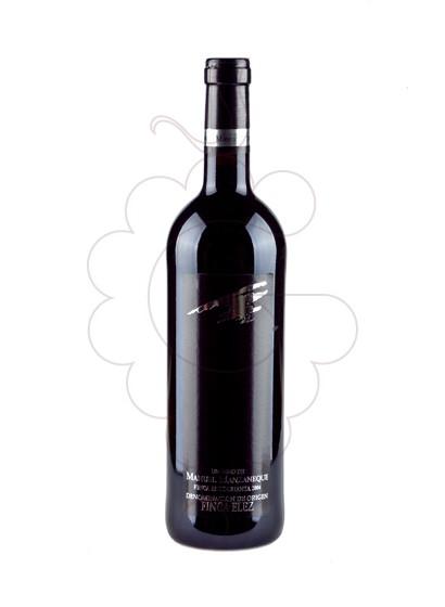 Photo Manuel Manzaneque Crianza red wine