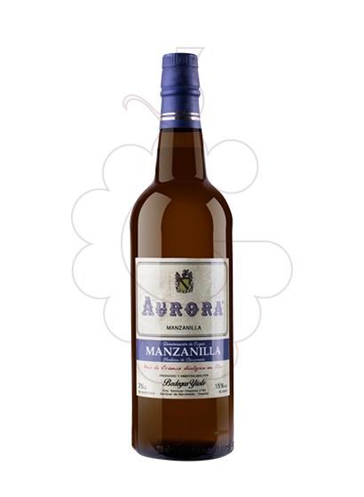 Photo Manzanilla Aurora fortified wine